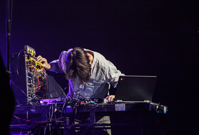james holden tramlines2015