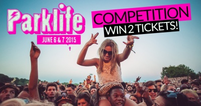 PARKLIFE COMPETITION: Have you seen the line-up?!?