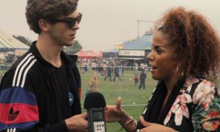 MS DYNAMITE INTERVIEW || MINT FESTIVAL 2014