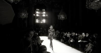 London Fashion Week: Flares, Fringing and Fetish