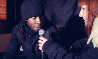 Loxy Interview at Jungle Jam Winter Carnival