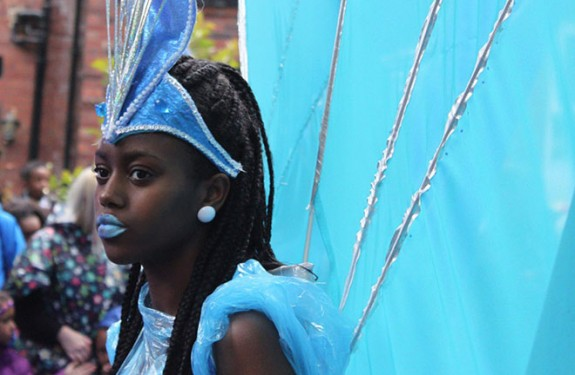 Peace, Love and the West Indian Carnival