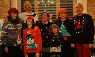 10 tackiest Christmas jumpers