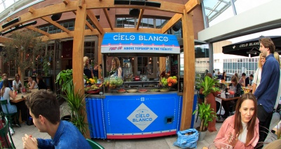 Celebrating all things Mexican at Cielo Blanco